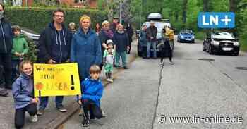 Lübeck: Raserei am Schellbruch bringt besorgte Karlshofer auf die Straße