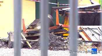 Sotto sequestro a Brugnera una villetta semidistrutta da un incendio - TGR Friuli Venezia Giulia - TGR – Rai