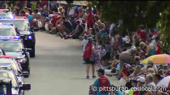 Canonsburg Cancels Memorial Day Parade As Restrictions On Mass Gatherings Remain In Place
