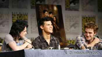 Taylor Lautner, Kristen Stewart, Robert Pattinson | Books - The Missoulian