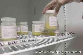 Materno-Infantil de Barcarena destaca a importância da doação de leite durante a pandemia - Jornal Folha do Progresso