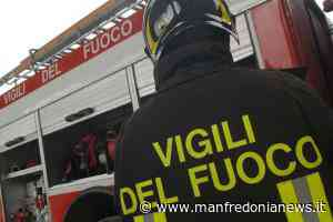 San Severo, a fuoco camion e cassoni in azienda agricola: indagano i cc - Manfredonia News