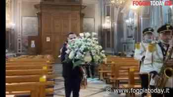 San Severo omaggia la Madonna del Soccorso: il sindaco Miglio porta la fede della città nella chiesa vuota (per l'emergenza Covid) - FoggiaToday