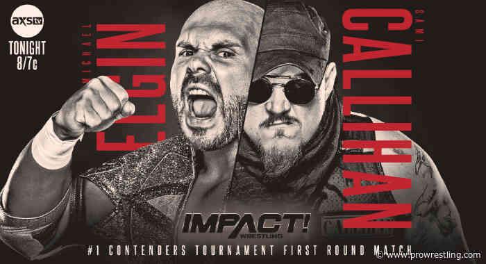 Ace Austin & Michael Elgin Advance In Impact Wrestling Tournament, Semifinals Set For Next Week