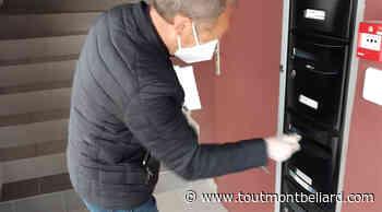 La Ville d'Audincourt a distribué des masques à tous ses habitants - ToutMontbeliard.com
