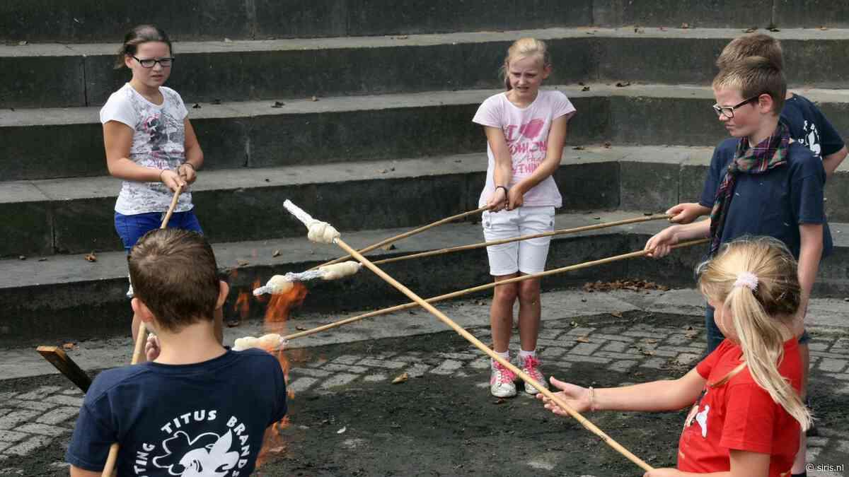 Scouting Someren-Eind start haar activiteiten weer op - SIRIS.nl