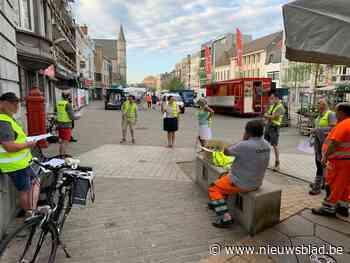 De corona-update van burgemeester Jan Vermeulen: Welkom op de Markt