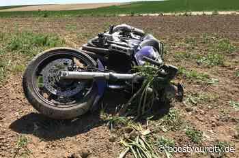 Motorradfahrer bei Alzey tödlich verunglückt   BoostyourCity - Aktuelle Nachrichten aus deiner Region - Boost your City