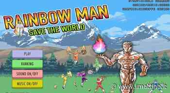 «Rainbow Man», il videogioco per combattere il Covid-19 made in Naples - Il Mattino.it - Il Mattino