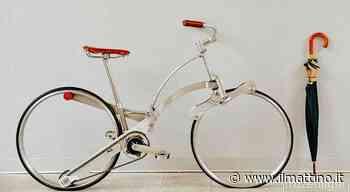 Premio Golden A'Design Award 2020alla bicicletta hi-tech made in Naples - Il Mattino.it - Il Mattino