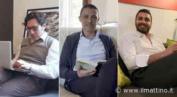 Visit Naples, chiacchiere dal sofà e progetti di maggio per Santopietro, Landi e Marcucci - Il Mattino.it - Il Mattino