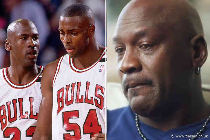 Michael Jordan's Bulls team-mate Horace Grant brands him a 'liar' and 'snitch' over bulls***' The Last Dance documentary