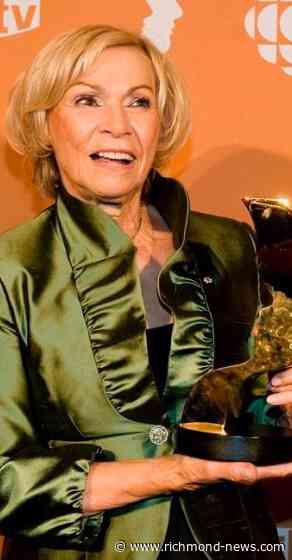 Tributes pour in for award-winning Quebec actress Monique Mercure - Richmond News