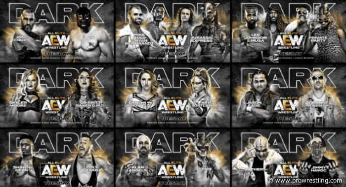 AEW DARK Video & Results (5/19): Another Super Stacked 9-Match Show