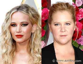 Jennifer Lawrence's Quarantine Drinking Habits Are Relatable AF - E! NEWS