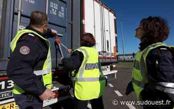 Landes : 210 kilos de cannabis saisis au péage de Saugnac-et-Muret - Sud Ouest