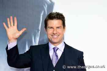 Coronavirus: Tom Cruise is spending lockdown in Sussex