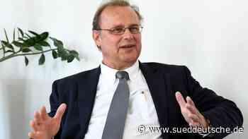 Europaminister Claussen besucht deutsch-dänische Grenze - Süddeutsche Zeitung