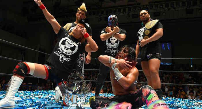 NJPW Announces Action Figure Wave 2 Featuring Los Ingobernables de Japon