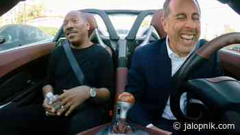 Jerry Seinfeld Decides To Walk On 'Comedians In Cars Getting Coffee' - Jalopnik