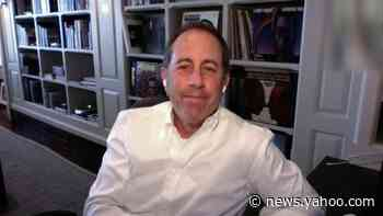 In conversation: Jerry Seinfeld - Yahoo News