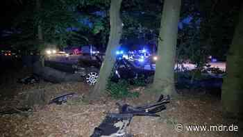Polizei sucht Zeugen nach tödlichem Unfall auf der A4 - MDR