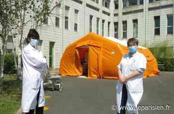 Argenteuil : un centre de dépistage Covid-19 ouvert à l'hôpital - Le Parisien