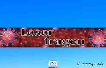 Heute: Darf ein Physiotherapeut Gruppenbehandlungen anbieten? - Passauer Neue Presse