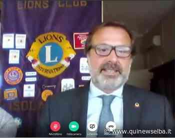 Covid, il Lions Club non si ferma - Qui News Elba