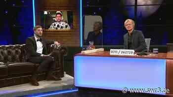 LIVE aus dem SWR Studio 5 in Baden-Baden | Die Pierre M. Krause Show | Comedy - SWR3