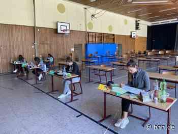 Die Stimmung unter den Abiturienten in Baden-Baden ist gemischt - BNN - Badische Neueste Nachrichten