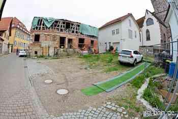 Skandalbaustelle Baden-Baden-Steinbach: Zwangsvollstreckung scheitert - BNN - Badische Neueste Nachrichten