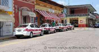 Taxistas de Tlapacoyan reducirán número de pasajeros - Vanguardia de Veracruz