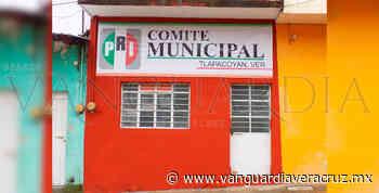 El PRI se esfuma, ya ni oficinas tiene, en Tlapacoyan - Vanguardia de Veracruz