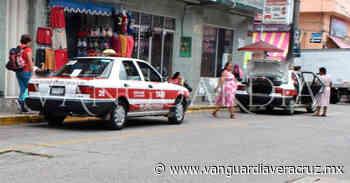 Taxistas reciben su apoyo económico por pandemia, en Tlapacoyan - Vanguardia de Veracruz