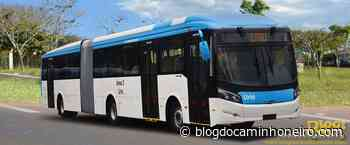 Caio Induscar vende 25 ônibus Millennium BRT para Goiania – Blog do Caminhoneiro - Blog do Caminhoneiro