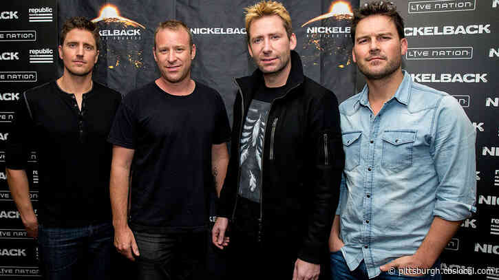 Nickelback Cancels 'All The Right Reasons' Tour