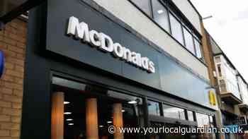 Sutton and North Cheam: McDonald's reveals full list of drive-throughs reopening today