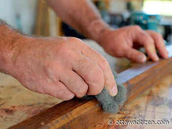 HouseWorks: How to repair a finish run