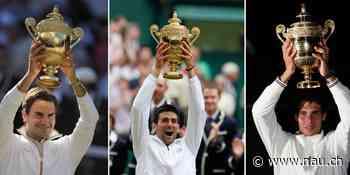 «Roger Federer ist der Beste, aber mit Djokovic hat Rafa mehr Mühe» - Nau.ch