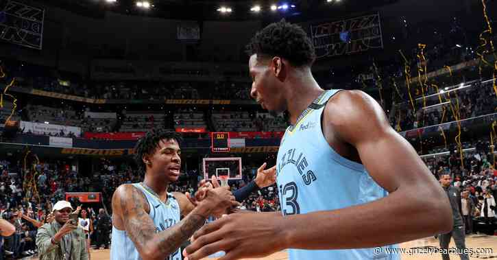 Memphis Grizzlies may not be underdogs much longer