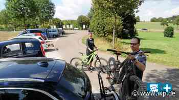 Mountainbiker: Das ist der neue Kick im Trail-Ground Brilon - Westfalenpost