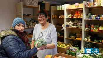 Corona: So will die Caritas Brilon die Warenkörbe öffnen - Westfalenpost