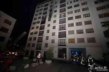 Seine-Saint-Denis. Incendie dans un appartement à Bondy, deux personnes gravement blessées - actu.fr