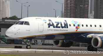 Azul estreará voos do Recife para Congonhas (SP), Natal e Aracaju - JC Online