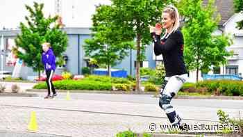 Engen: Sportler starten im Hegau durch und wollen Auflagen bewältigen – Fitness gibt es sogar auf Möbelhaus-Parkplatz - SÜDKURIER Online
