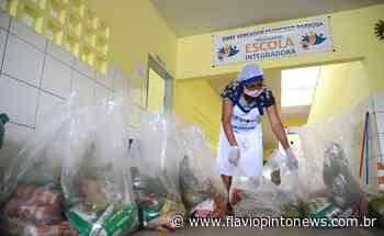 Prefeitura de Juazeiro do Norte atende quase 20 mil famílias com kits de alimentação escolar - Flavio Pinto