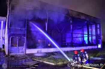 Yvelines : incendie criminel dans un gymnase de Sartrouville - Le Parisien