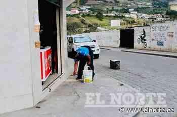 Sistema de semaforización en rojo se mantiene en Pimampiro - Diario El Norte