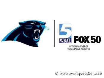 Carolina Panthers preseason schedule set